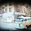 hippi van