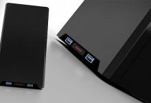 Mini ITX korpuse projekt v2.