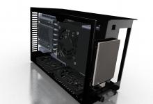 Mini ITX korpuse projekt v3